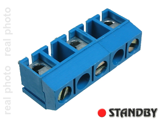 DG301-5,0 terminal block; a replacement for  31 055 .... RIA; AK500/3DS-10,0V PTR