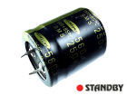SMS 560uF-250V Capacitor  electrolytic  Snap