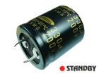 SMS 330uF-200V Capacitor  electrolytic Snap
